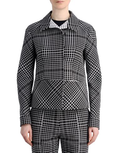 Palm Spring Check Jacket