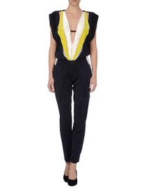 BARBARA BUI - Trouser dungaree