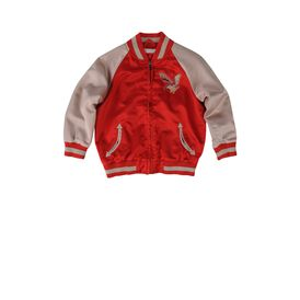 STELLA McCARTNEY KIDS, Outerwear, Eastwood Bomber Jacket