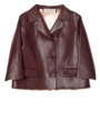 MARNI - Leather Jacket