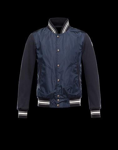 MONCLER Men - Spring-Summer 13 - OUTERWEAR - Jacket - CLEMENT