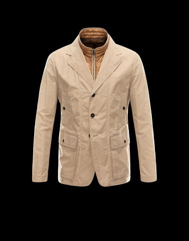 MONCLER Men - Spring-Summer 13 - OUTERWEAR - Overcoat - CLAUDEL