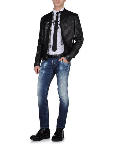 DSQUARED2 - Capospalla pelle
