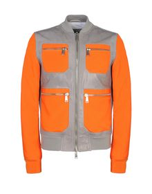 Lederjacke/Mantel - DSQUARED2
