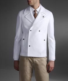 EMPORIO ARMANI - Double-breasted jacket