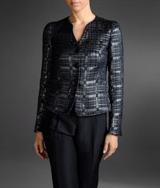 ARMANI COLLEZIONI - Three buttons jacket