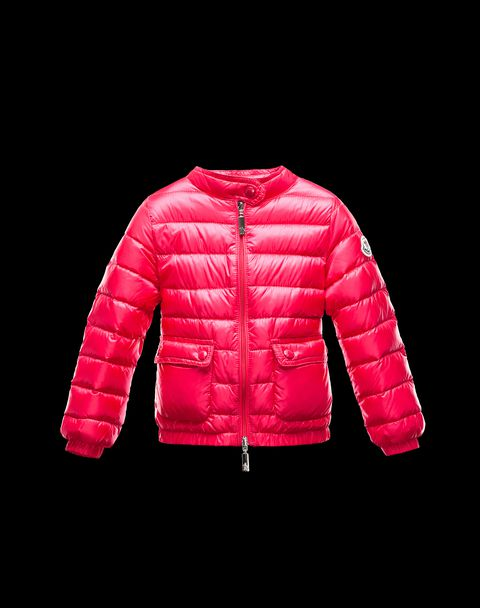 MONCLER ENFANT Women - Spring-Summer 14 - OUTERWEAR - Jacket - LANS