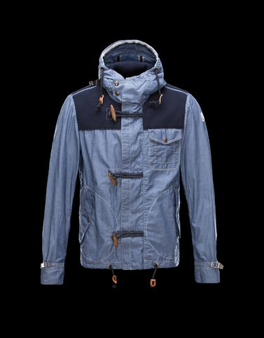 MONCLER Men - Spring-Summer 13 - OUTERWEAR - Jacket - BERGER