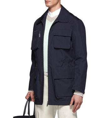 Blouson en Tissu  ZZEGNA