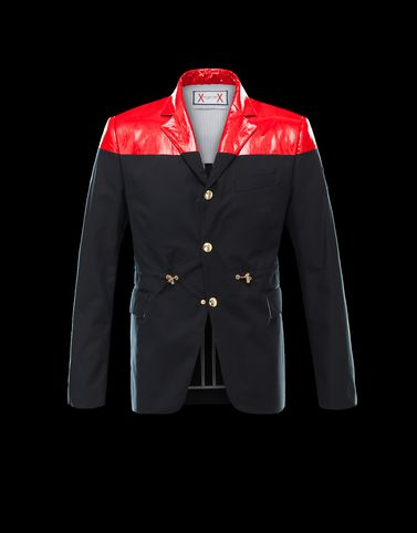 MONCLER GAMME BLEU Men - Spring-Summer 13 - OUTERWEAR - Overcoat - Overcoat
