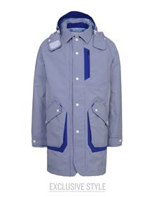 Mid-length jacket - WHITE MOUNTAINEERING