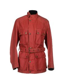 BELSTAFF - Mid-length jacket