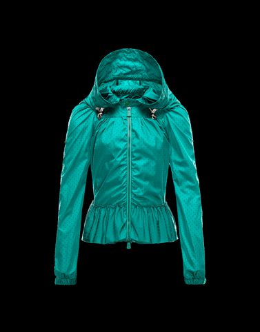 MONCLER GRENOBLE Women - Spring-Summer 13 - OUTERWEAR - Jacket - ST-BREUC