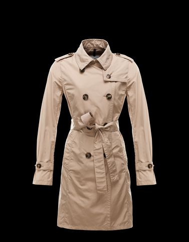 MONCLER Women - Spring-Summer 13 - OUTERWEAR - trench coat - VENUS