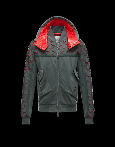 MONCLER R Men - Spring-Summer 13 - OUTERWEAR - Jacket - COWDEN