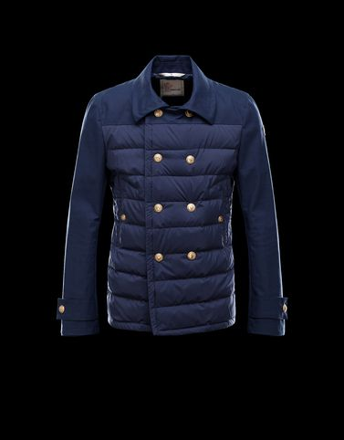 MONCLER GRENOBLE Men - Spring-Summer 13 - OUTERWEAR - Overcoat - ALENCON