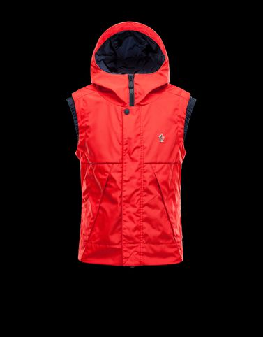 MONCLER GRENOBLE Men - Spring-Summer 13 - OUTERWEAR - Vest - BAYEUX