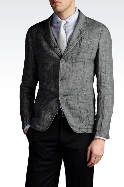 男士晚礼服服装设计手稿图片