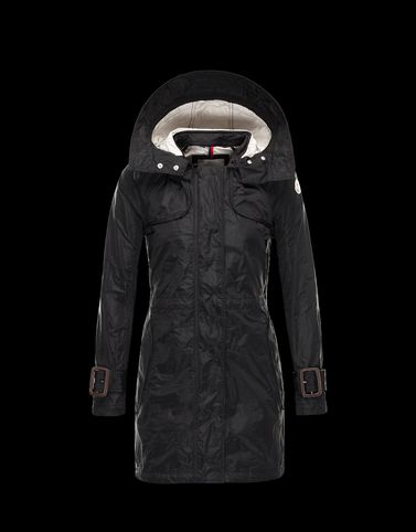 MONCLER Women - Spring-Summer 13 - OUTERWEAR - trench coat - SCILLA