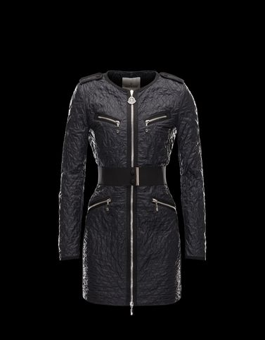 MONCLER Women - Spring-Summer 13 - OUTERWEAR - trench coat - YOLE