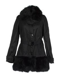 PINKO BLACK - Mid-length jacket