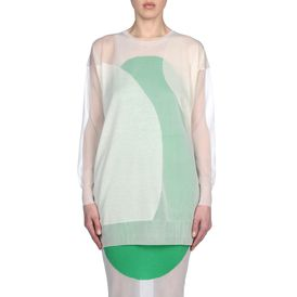 STELLA McCARTNEY, Round neck, Crew Neck Jumper