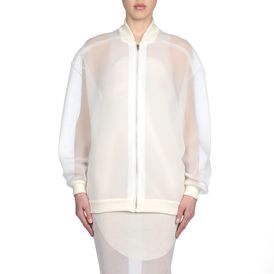 STELLA McCARTNEY, Court, Veste en Airtex