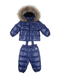 MONCLER - Winter jumpsuit
