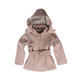 STELLA McCARTNEY KIDS, Outerwear, Tilly Trench Coat
