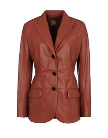 Leather outerwear - TRUSSARDI
