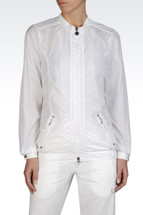 OUTERWEAR: Windbreakers Women by Armani - 1