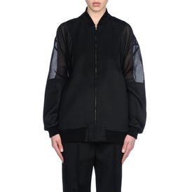 STELLA McCARTNEY, Short, Fluid Tailored Marissa Jacket