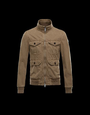 MONCLER Men - Spring-Summer 13 - OUTERWEAR - Jacket - KIZILKUM