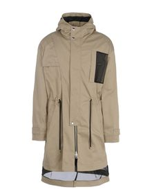 Mid-length jacket - GIULIANO FUJIWARA