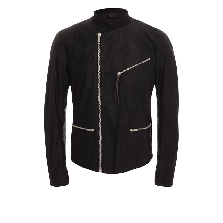 Alexander McQueen, Leather Jacket