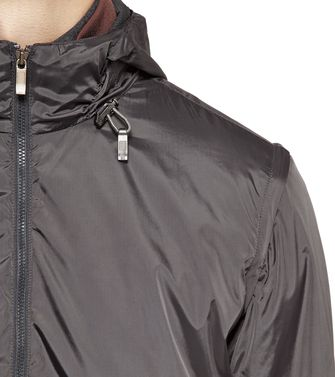 ZEGNA SPORT: Fabric Jacket Black - 41375029XQ