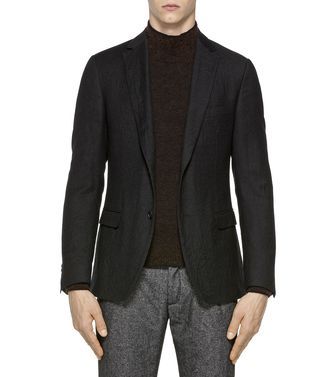 ZZEGNA: Formal Jacket Black - 41375066GH