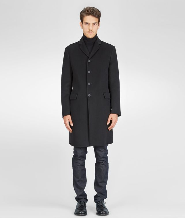 Nero Cashmere Coat