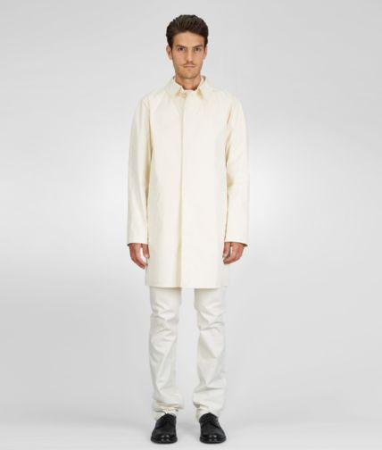 BOTTEGA VENETA - Waterproof Cotton Coat