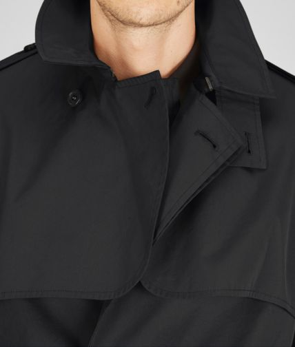 BOTTEGA VENETA - Waterproof Cotton Trench