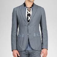 Rib Cotton Jacket - Coat or Jacket - BOTTEGA VENETA - PE13 - 1269