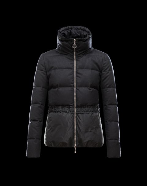MONCLER Women - Fall-Winter 13/14 - OUTERWEAR - Jacket - ARGENTEE