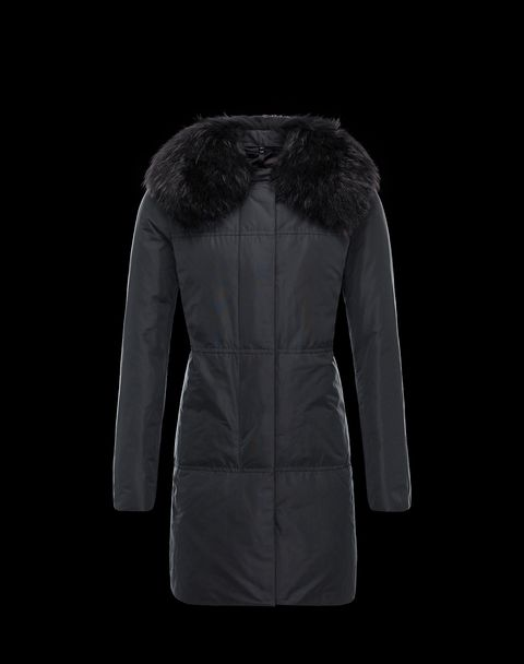 MONCLER Women - Spring-Summer 14 - OUTERWEAR - Heavy jacket - BARDANE