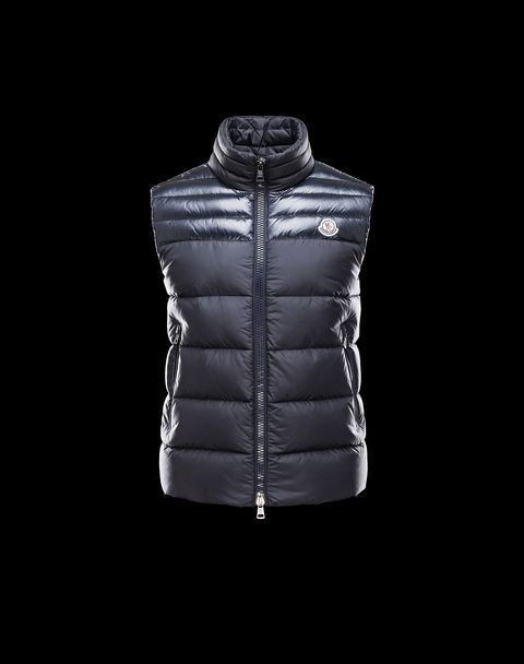 MONCLER Men - Fall-Winter 13/14 - OUTERWEAR - Vest - DUPRES