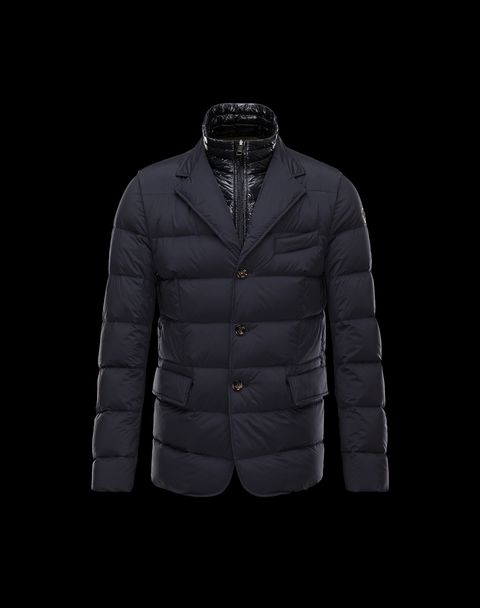 MONCLER Men - Fall-Winter 13/14 - OUTERWEAR - Overcoat - ROUILLAC