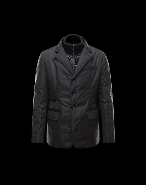 MONCLER Men - Autumn-Winter 13/14 - OUTERWEAR - Jacket - ARGENTRE