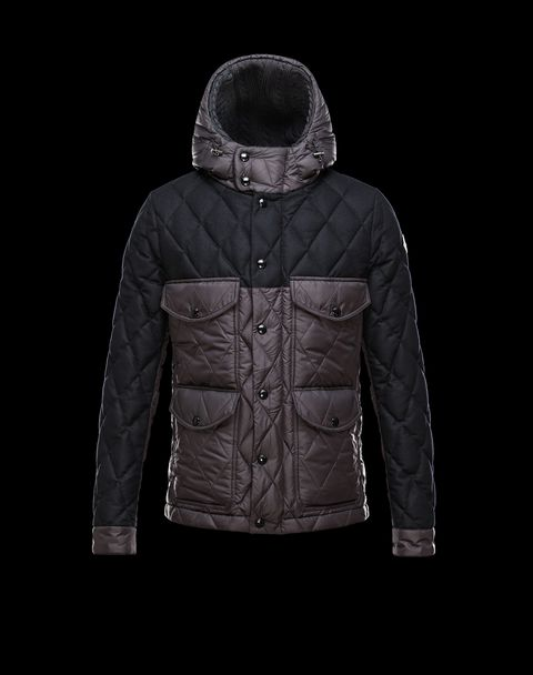 MONCLER Men - Fall-Winter 13/14 - OUTERWEAR - Jacket - HASTIERE