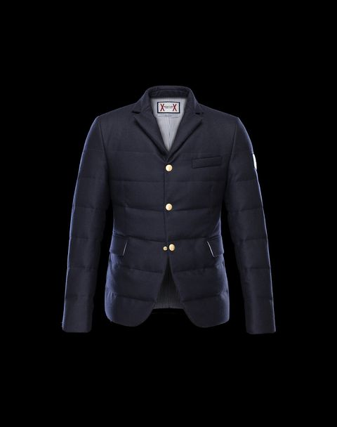 MONCLER GAMME BLEU Men - Fall-Winter 13/14 - OUTERWEAR - Overcoat -