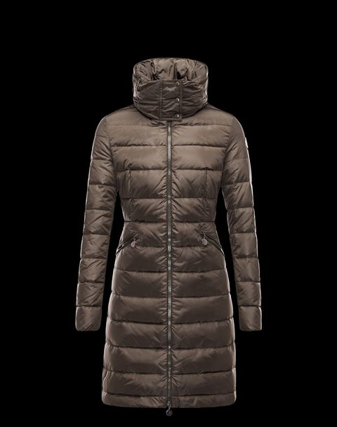MONCLER Women - Fall-Winter 13/14 - OUTERWEAR - Coat - FLAMME