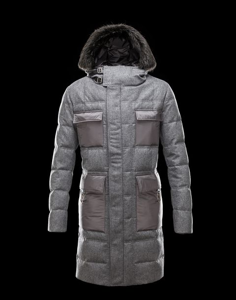 MONCLER GAMME BLEU Men - Fall-Winter 13/14 - OUTERWEAR - Heavy jacket -